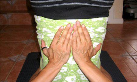 Sarvangasana Shoulder Stand Yoga Pose