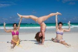 Tulum Yoga Retreat 2015