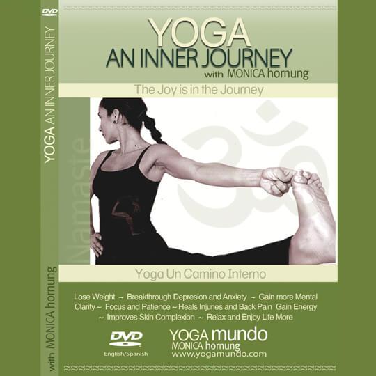 Yoga An Inner Journey Monica Hornung