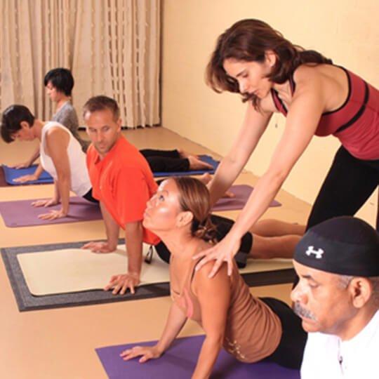 Vinyasa flow Class Yoga Mundo