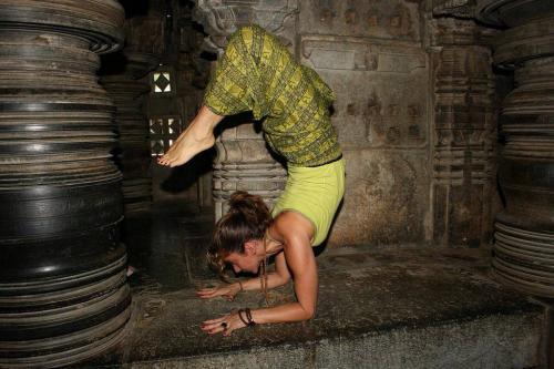 Yoga in India 2013