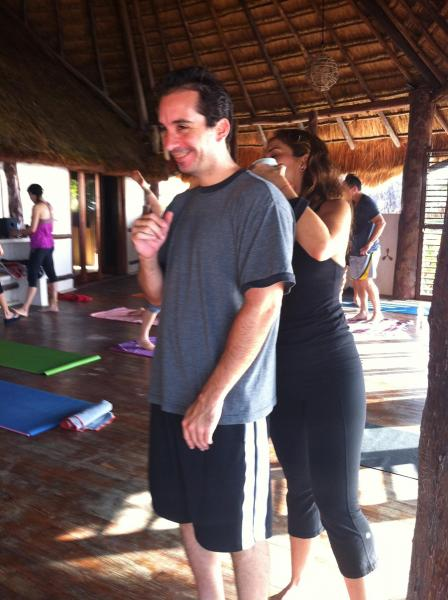 Rivera Maya Yoga Retreat 2012