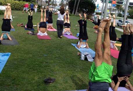 7th Annual Yoga Day - West Palm Beach